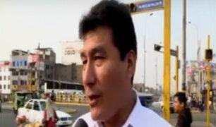 """Edde Cuellar: """"Queremos que se respeten los acuerdos con la autoridad del Tren Eléctrico"""""""