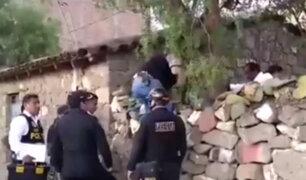 Ayacucho: hallan cadáver de madre de familia dentro de un costal
