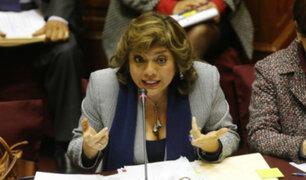Comisión de Justicia convoca a Zoraida Ávalos para que informe sobre caso Lava Jato