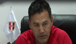 """Daniel Ahmed: """"El objetivo es clasificar al Mundial de Polonia"""""""