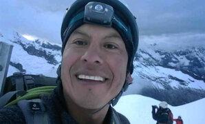 España llora por el fallecimiento de tres amigos montañistas en Áncash