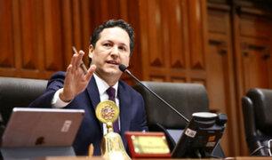Salavarry renuncia a FP: ¿se puede ser presidente del Congreso sin bancada?