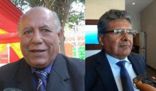 Tacna: ordenan liberación de exalcaldes y ocho funcionarios