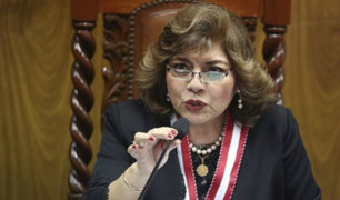 Fiscal de la Nación rechazó haber recibido la vacuna contra la COVID-19