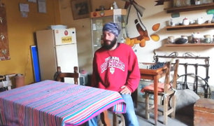 Áncash: habla único sobreviviente de tragedia en nevado Mateo