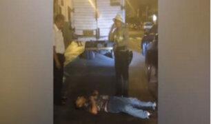 Colectivero que arrastró a policía en Lince será sentenciado
