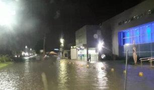 Argentina: torrencial lluvia que duró dos horas provocó graves inundaciones