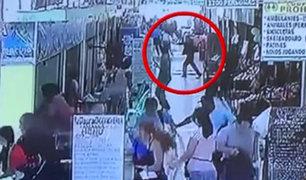 Sujeto que mató a balazos a ex pareja en mercado del Callao trabajaba en el Ministerio de la Mujer