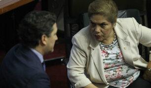 Luz Salgado admite que no tienen los votos necesarios para censura de Salaverry