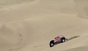 Dakar 2019: lo mejor de la Etapa 3 Marcona-Arequipa del rally