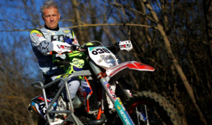 Dakar 2019: la historia de Nicola Dutto, el primer piloto parapléjico en el rally