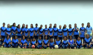 Equipo de fútbol femenino necesita apoyo para representarnos en Paraguay