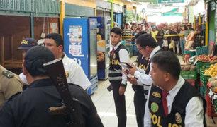 Piden cadena perpetua para sujeto que asesinó a su esposa en mercado del Callao