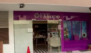 San Isidro: delincuentes roban joyería bajo la modalidad del 'combazo'