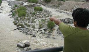 Lluvias deficientes podrían comprometer temporada de riego en verano