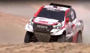 Dakar 2019: lo mejor de la Etapa 4 Arequipa - Moquegua - Tacna
