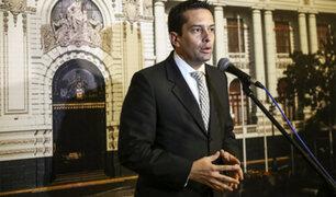 Miguel Torres: Retiro de moción de censura no es derrota política