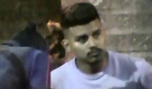 Miraflores: Cae sujeto que vendía droga en parque Kennedy
