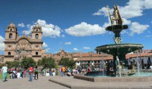 Cusco: fallo judicial ordena reabrir plaza de armas al tránsito vehicular