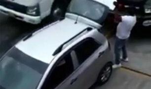 Arequipa: policía recupera autopartes robadas a vehículo del Dakar