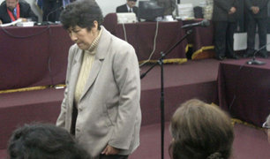 Colegio de Abogados de Lima expulsó a terrorista Martha Huatay