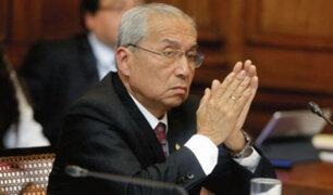 Juez ordena impedimento de salida del país de Pedro Chávarry