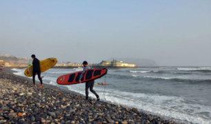 Municipio de Miraflores se pronuncia por robo de tablas de surf en playa Makaja