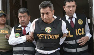 Dictan 9 meses de prisión preventiva para sujeto que asesino a su expareja en el Callao