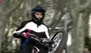 España: Más de 28 000 motociclistas participan de tradicional concentración 'Pingüinos 2019'