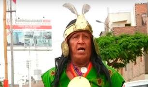 El último Inca reaparece para poner orden en la ciudad