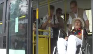 Miraflores pone en marcha mañana su primer bus inclusivo