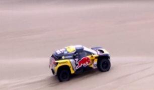 Dakar 2019: los resultados y posiciones de la sexta etapa del rally