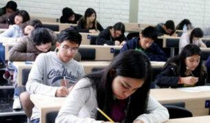 El 80% de universidades incrementó sus pensiones en 5% en promedio este año