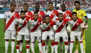 Selección Peruana confirmó amistosos ante Paraguay y El Salvador en EEUU