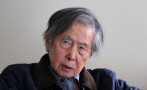 """Alberto Fujimori tras ser dado de alta: """"Volver a prisión es una condena a muerte lenta"""""""