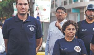 La Victoria: George Forsyth y Susel Paredes vienen recibiendo amenazas