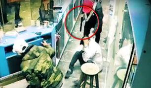 SMP: delincuentes armados roban farmacias con extrema violencia