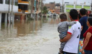 Seguro de Sedapal cubrirá hasta en  US$ 10 millones los daños causados por aniego