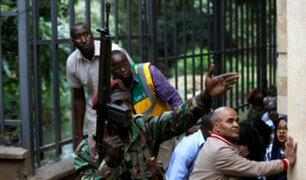 Kenia: ataque terrorista a hotel deja al menos 6 muertos y 30 heridos