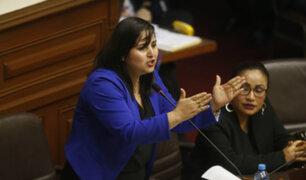 """Tamar Arimborgo afirma en proyecto de ley que enfoque de género produce """"sida y cáncer"""""""