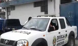 Piura: asesinan a mujer de varios disparos frente a sus menores hijos