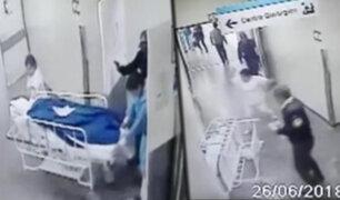 Callao: mujer fallece tras sufrir caída de una camilla en el hospital Sabogal