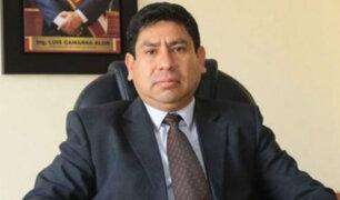 Áncash: destituyen a director regional de Agricultura por presunto caso de corrupción
