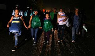 Honduras: nueva caravana de inmigrantes parte rumbo a EEUU