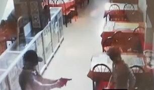 Huacho: delincuentes asaltan Chifa y toman como rehenes a dueños