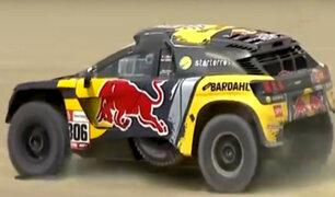 Dakar 2019: los resultados y posiciones de la octava etapa del rally