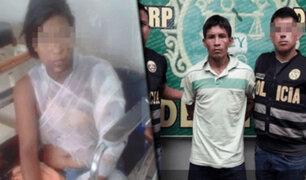Loreto: mujer se encuentra grave tras ser quemada con gasolina por su pareja