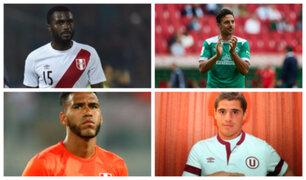 """""""10 Year Challenge"""": las fotos de hace 10 años de los futbolistas peruanos"""