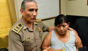"""Comisionado PNP: """"agresores de mujeres serán capturados y no habrá impunidad"""""""