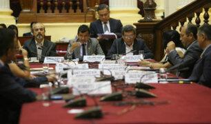 Comisión de Fiscalización aprueba investigar a Conirsa y contrato con empresa del presidente Vizcarra